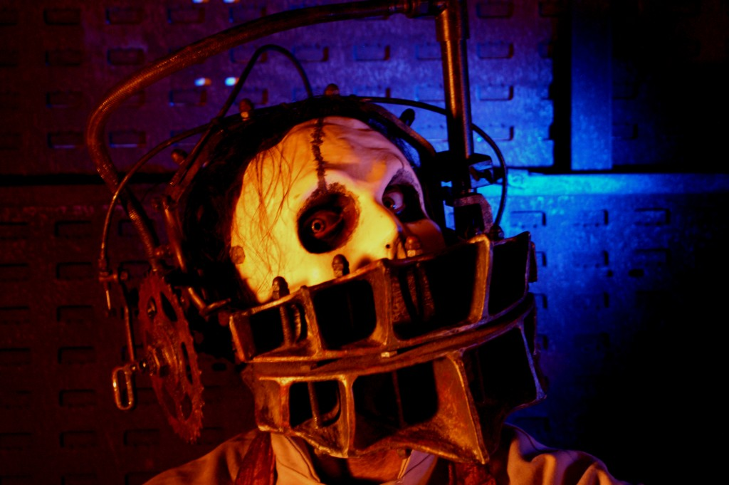 Horror Camp Live 2013 – An immersive, overnight, horror experience