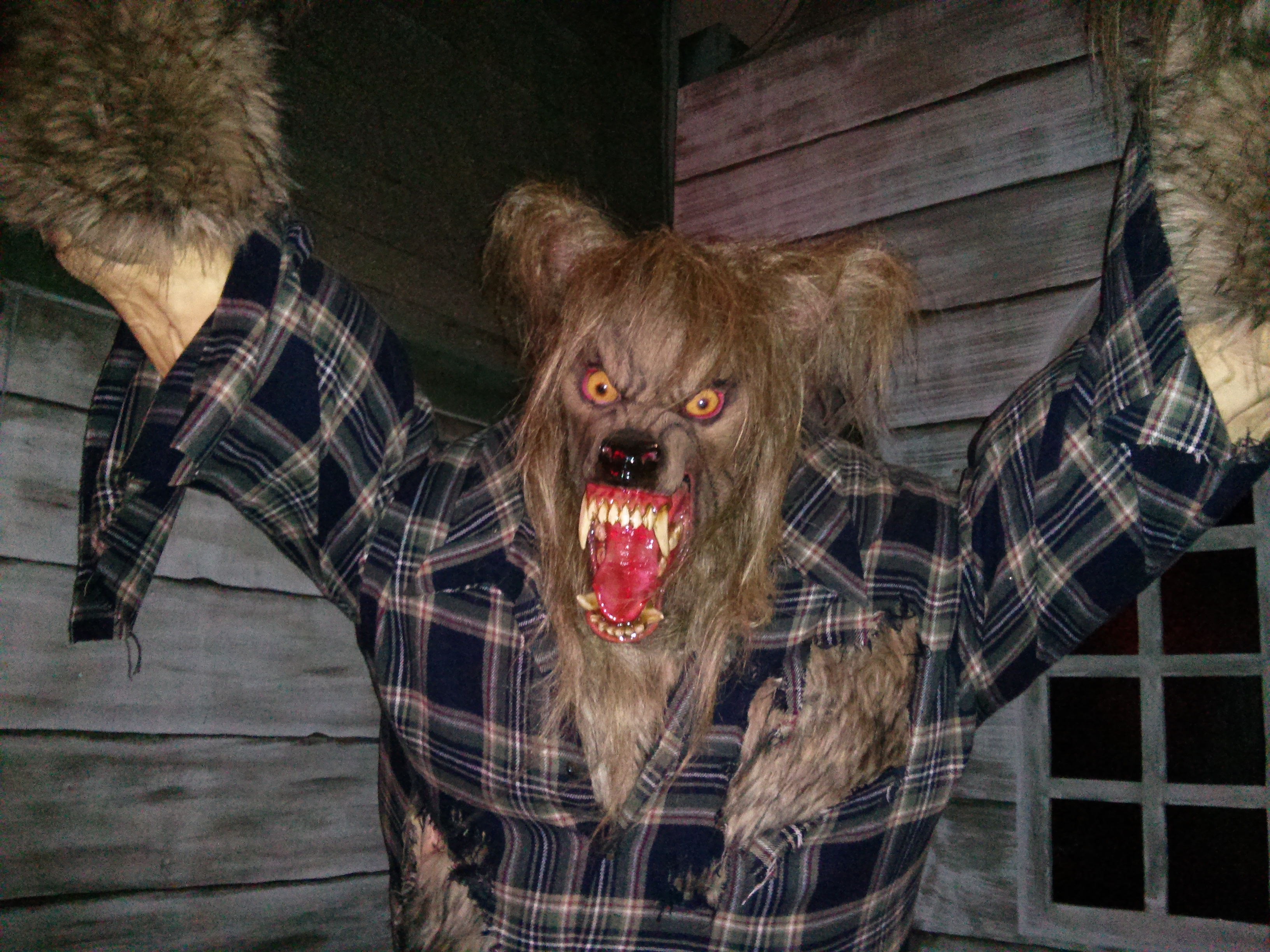 Farmaggedon 2013 – Possibly the best Scare Park in the North