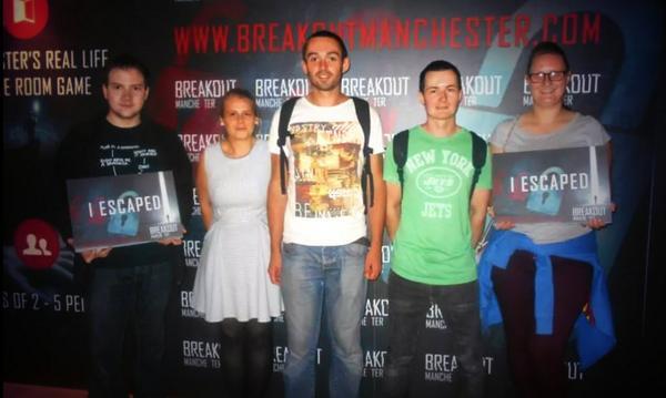 Breakout Manchester – Virus