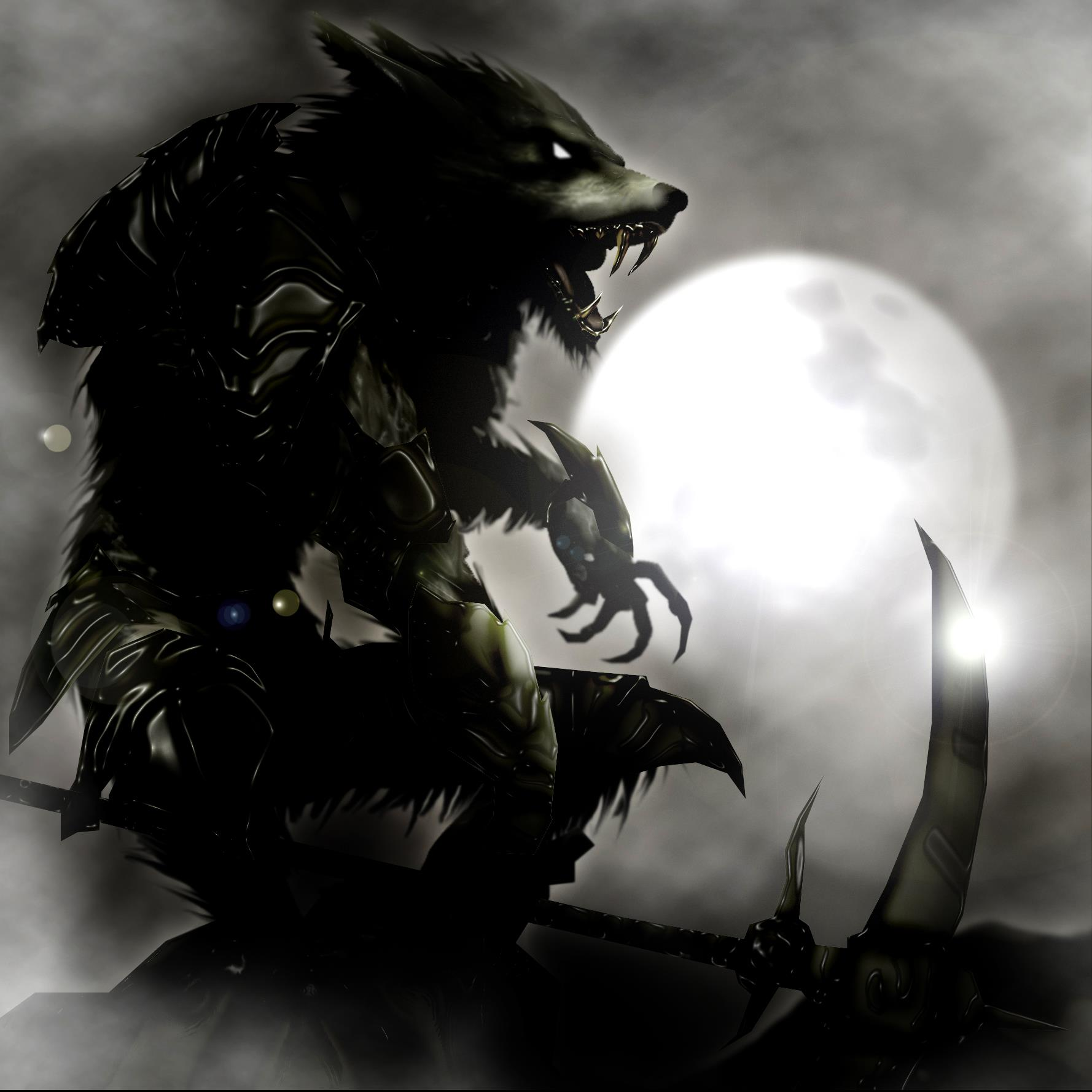 Werewolf, The Game – Part 3, Werewolf Special Roles