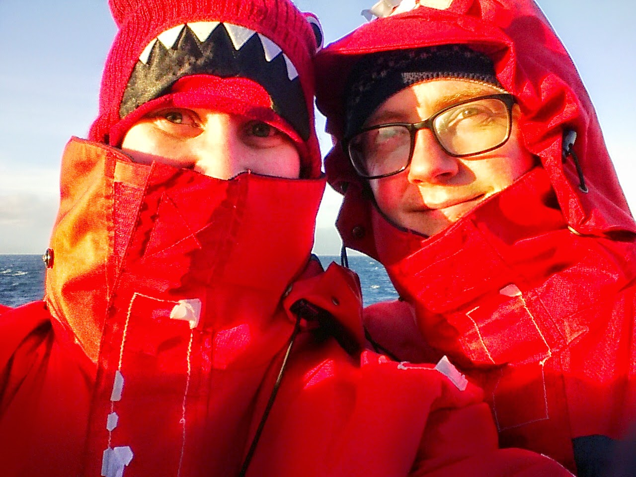 My Winter Iceland Adventure – Day 2, Whale Watching
