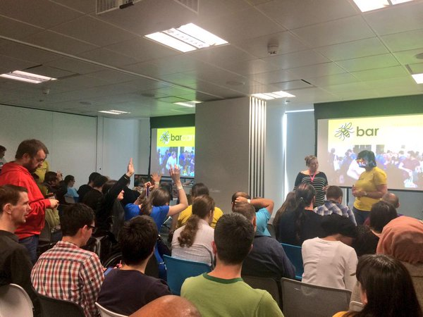 Why everyone should attend a BarCamp