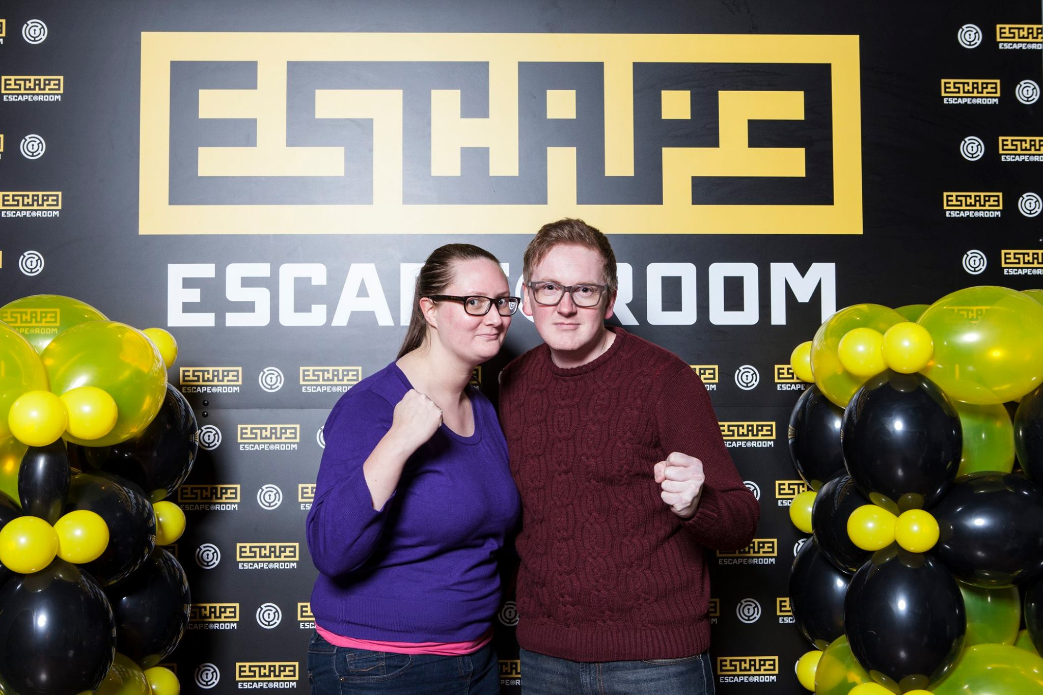 Escape Room, Manchester – The launch