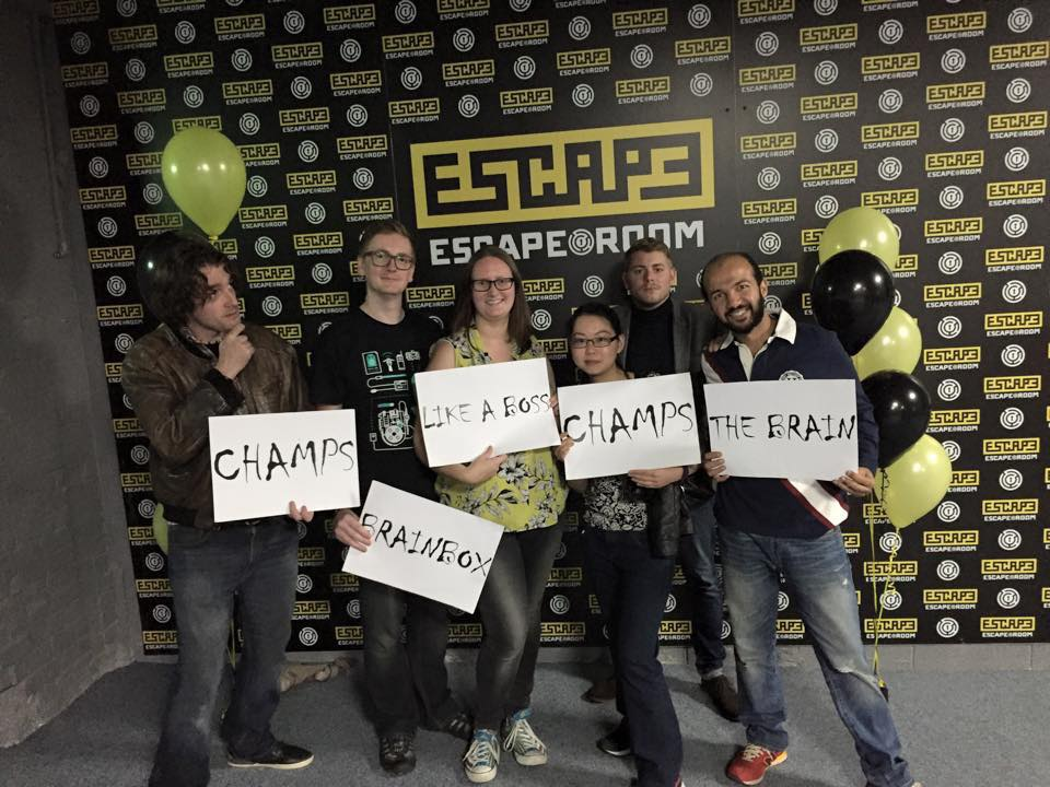 Escape Room, Preston – Taken