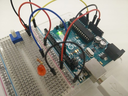 Review of introduction to arduino course at madlab