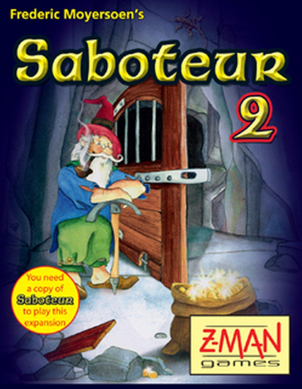 Game Review – Saboteur 2