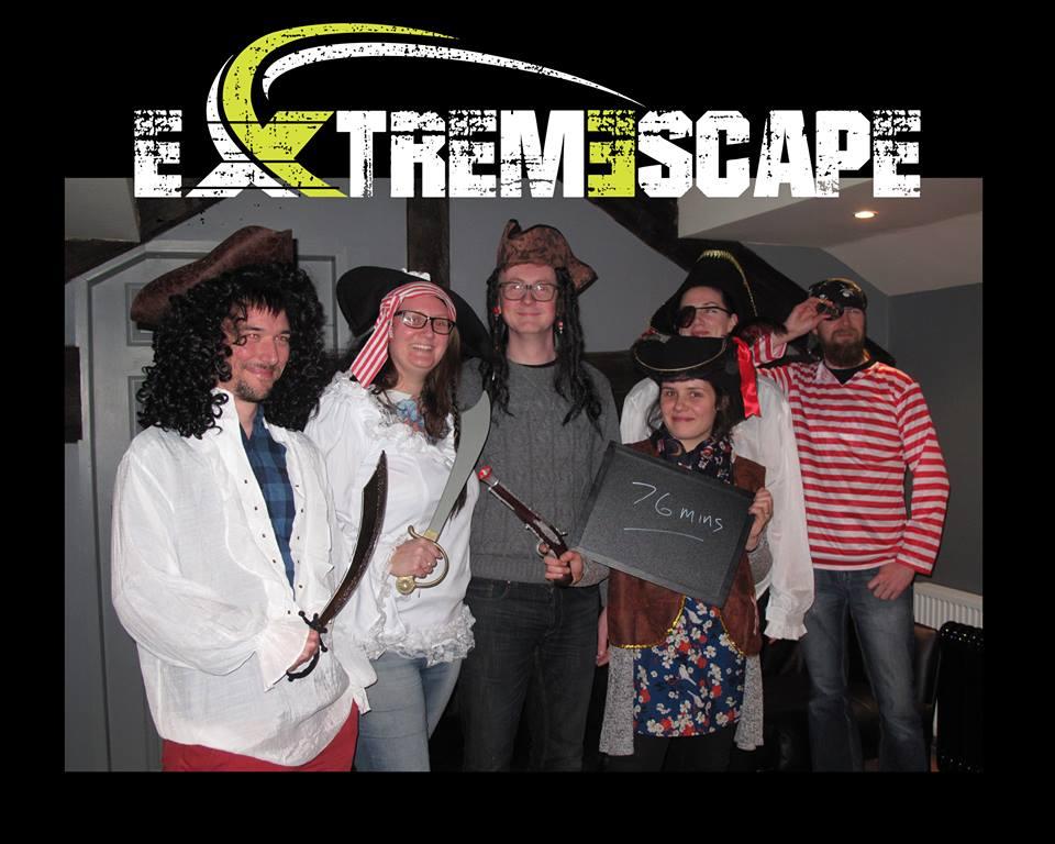 Extremescape – Pirate Ship