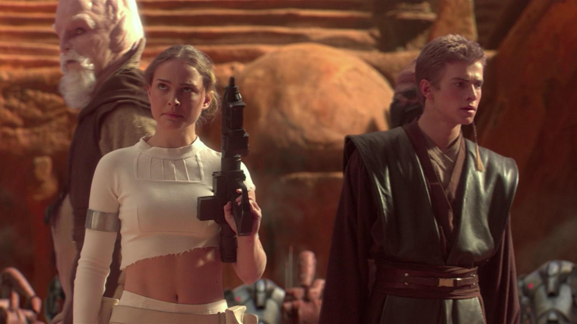 Star Wars Episode Ii Attack Of The Clones Stills Wallpapers