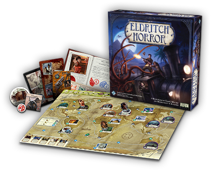 Game Review – Eldritch Horror