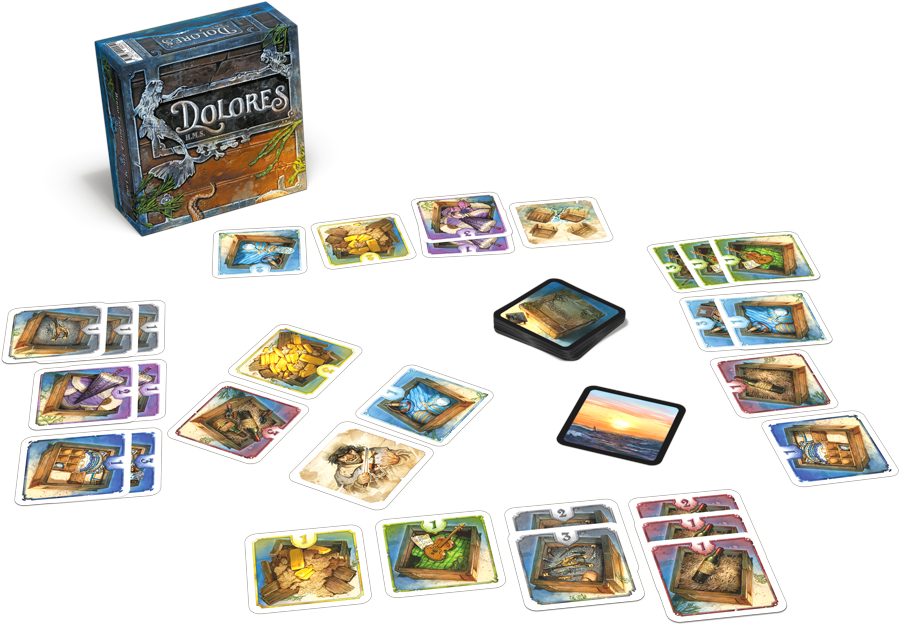 Game Review – HMS Dolores