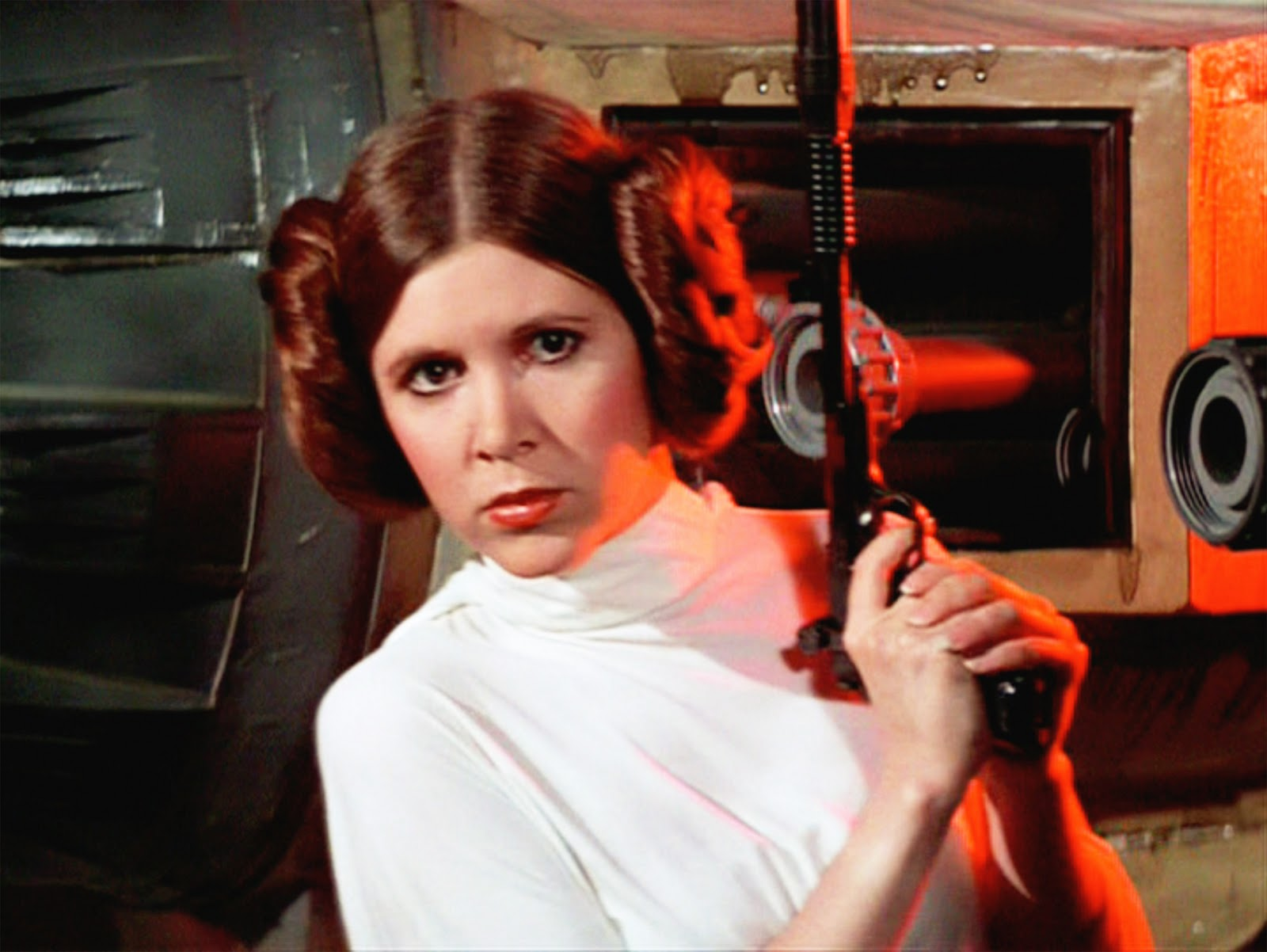 Princess Leia – The Geek's Princess