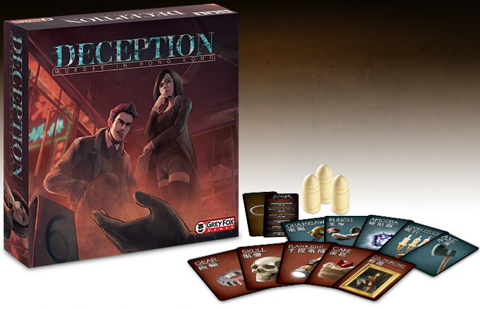 Game Review – Deception: Murder in Hong Kong