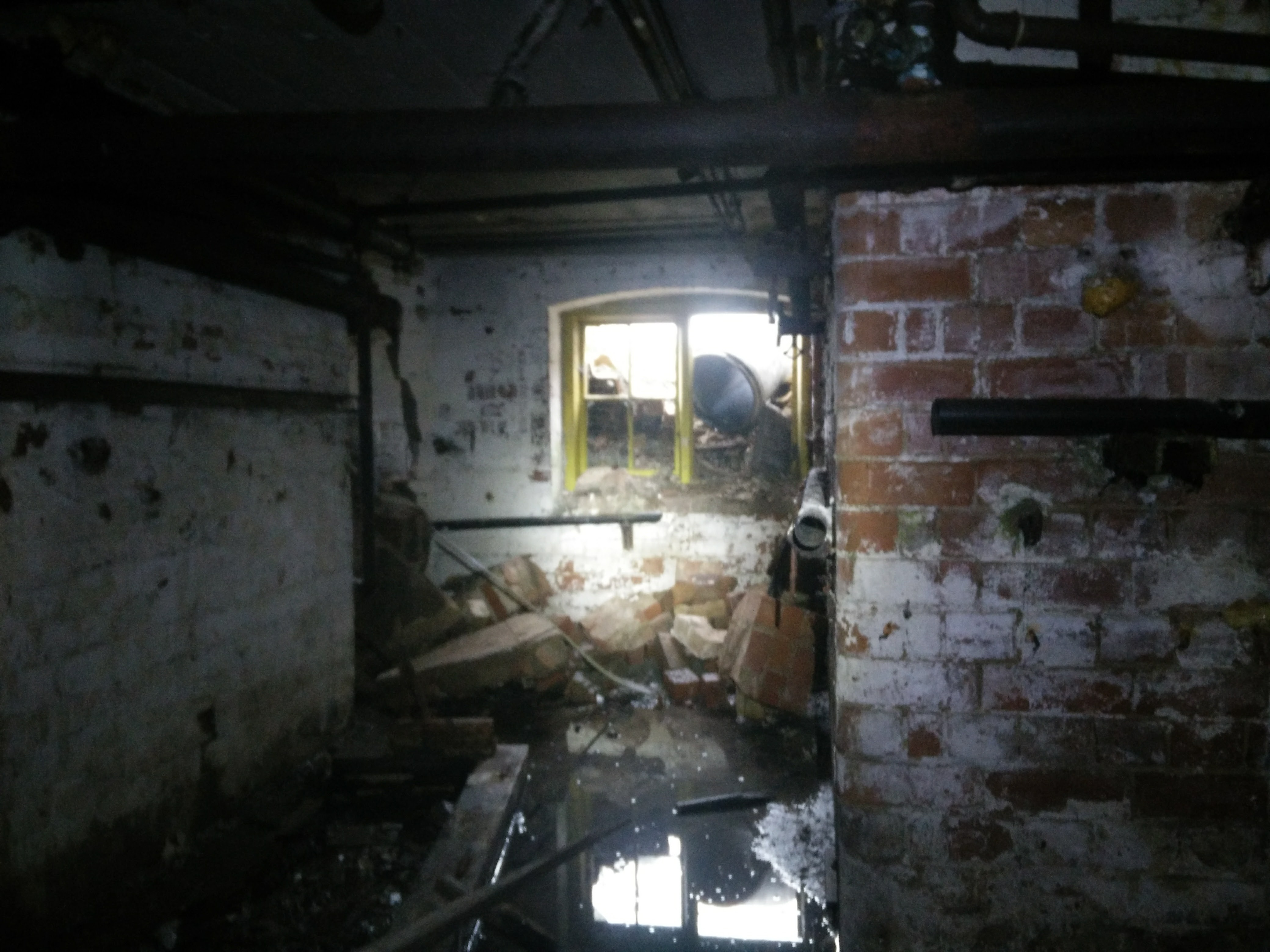 Urban Exploration – Rauceby Hospital, Sleaford