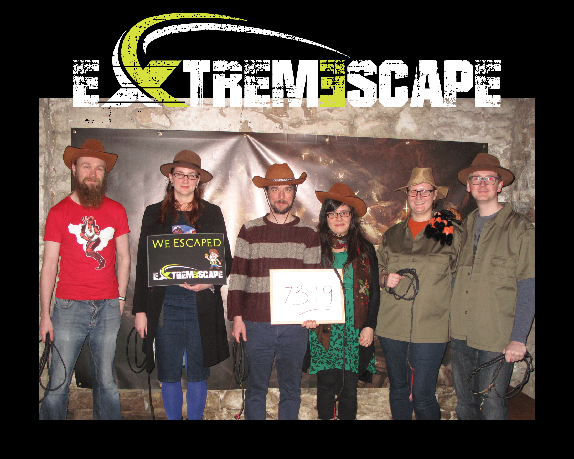 Extremescape – Lost Tomb