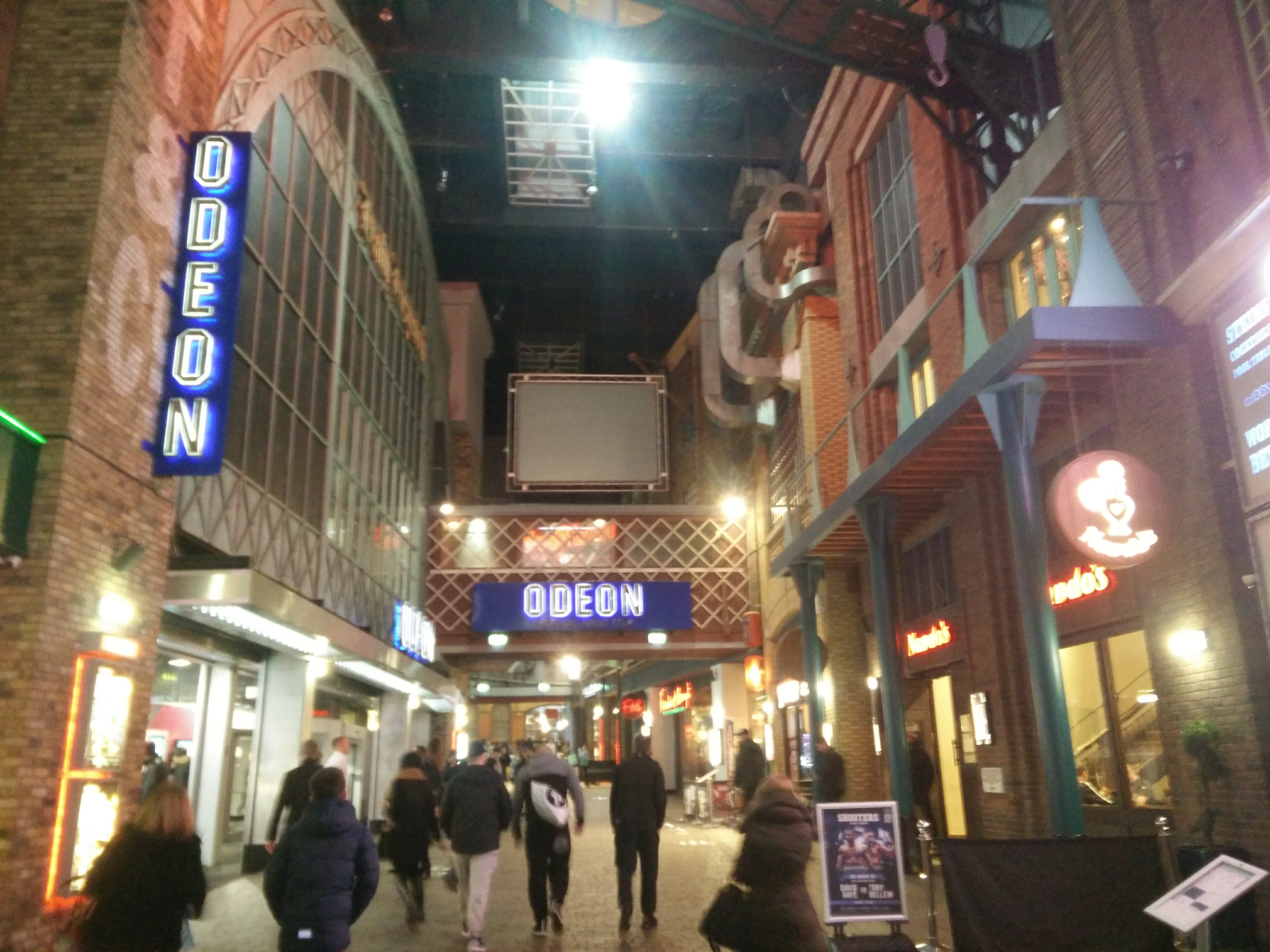 Date Night at The Printworks