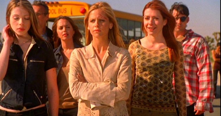 20 Best Buffy the Vampire Slayer episodes