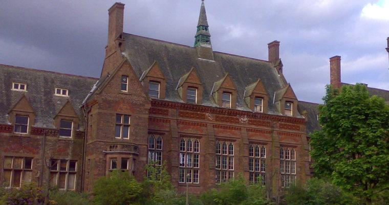 Urban Exploration – Newsham Park Asylum, Liverpool
