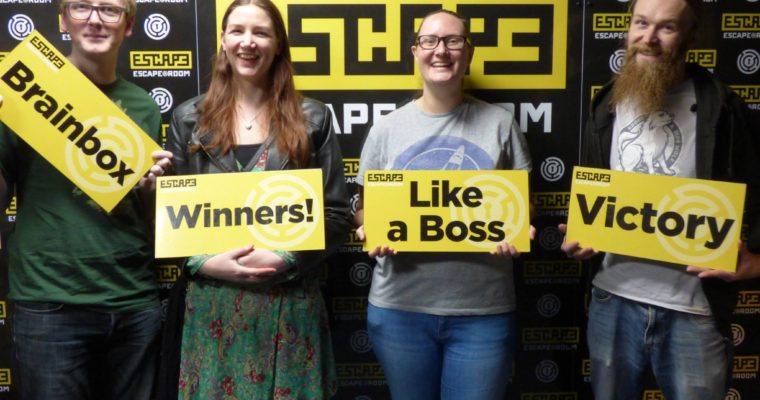 Escape Room, Stoke – CSI