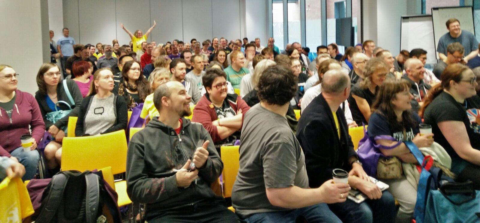 BarCamp Manchester 2017 – cancelled