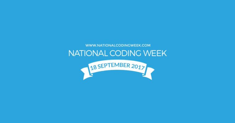 More workshops announced in Manchester for National Coding Week 2017