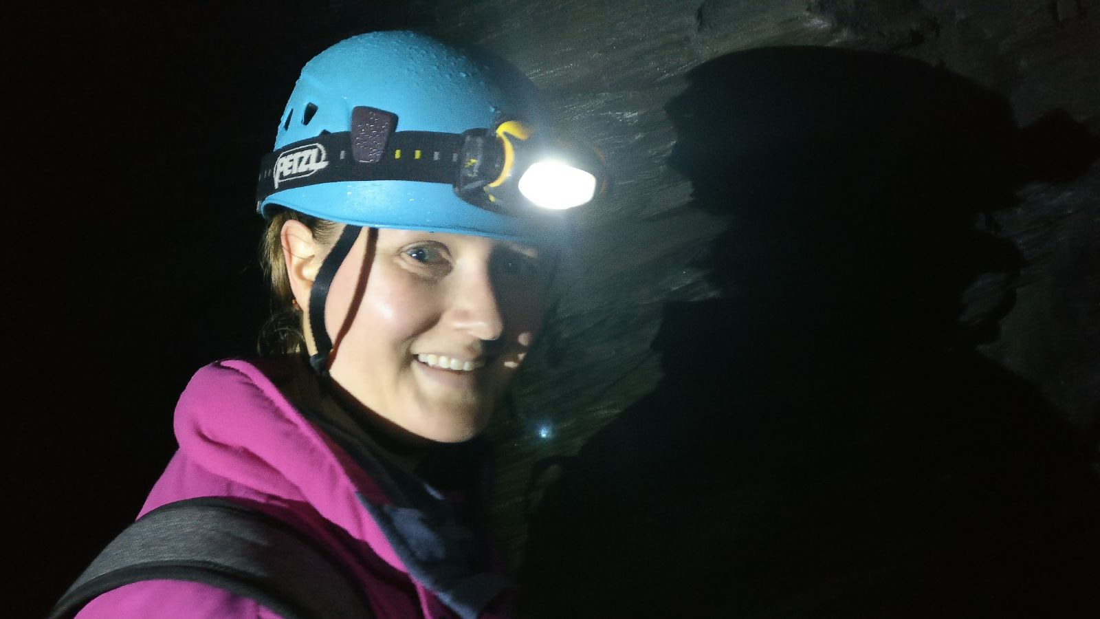 Underground adventure – Go Below Challenge trip