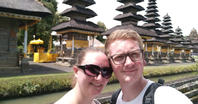 Our ten-day honeymoon adventure across Bali
