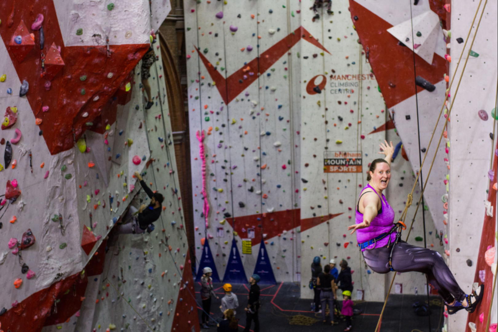 This Girl Can Climb – one year on