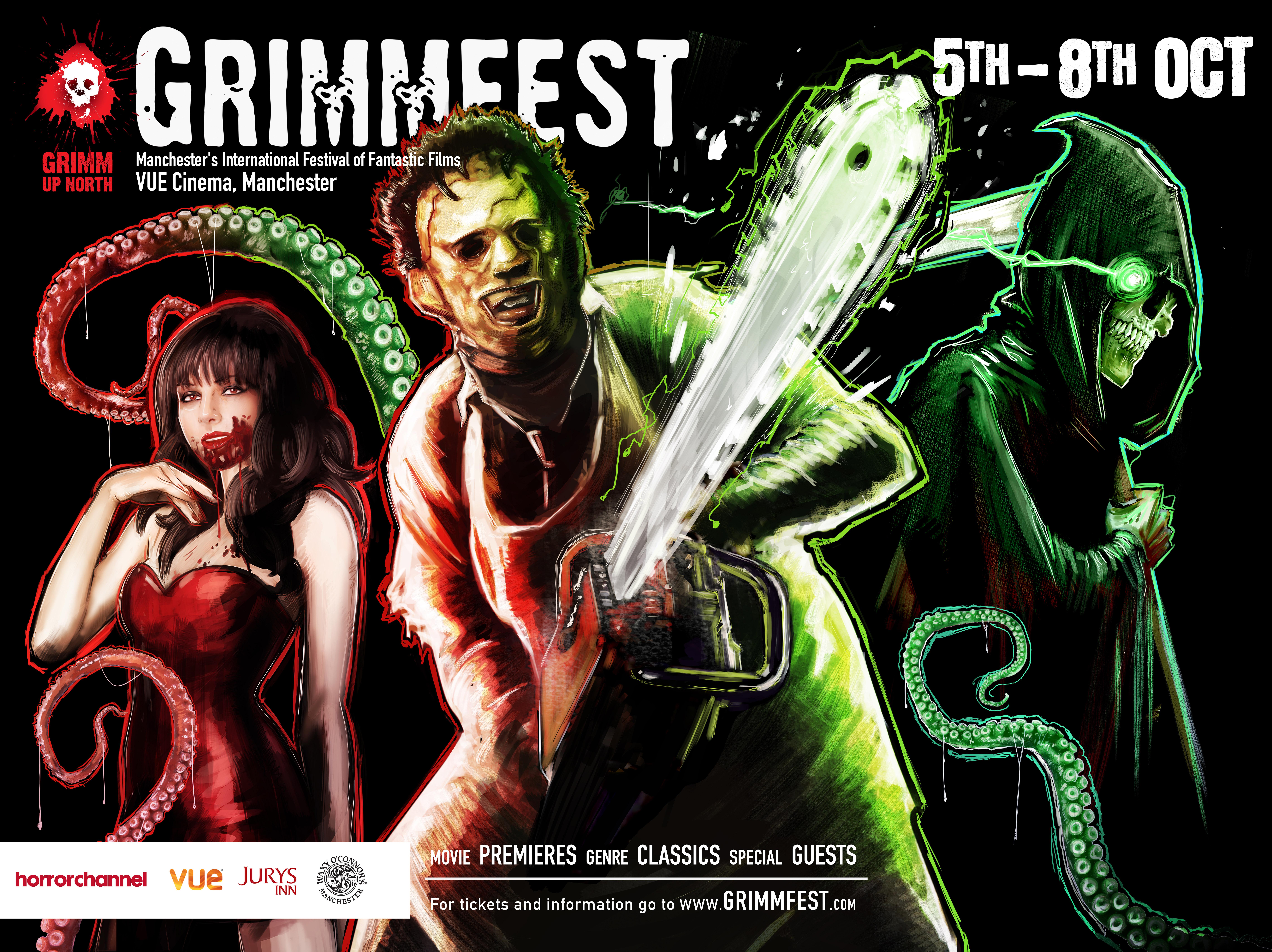 Top Picks for Grimmfest 2017