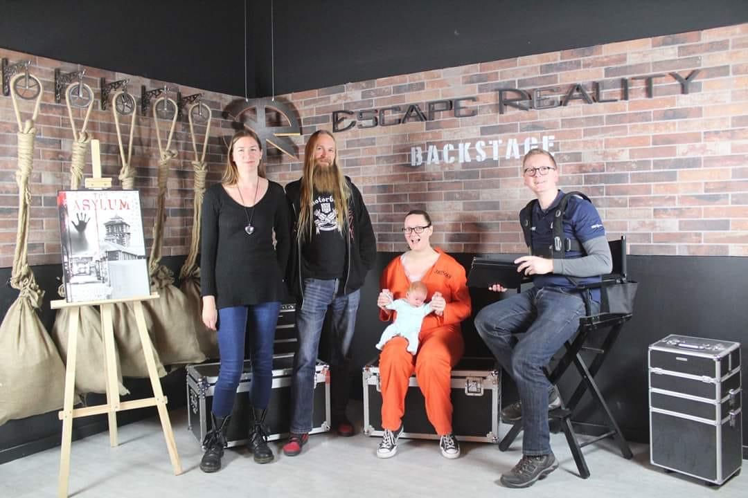 Escape Reality Manchester, Asylum